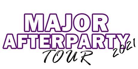 """LUXE NITECLUB PRESENTS """"MAJOR AFTERPARTY TOUR""""  VOL. 1   Milwaukee tickets"""