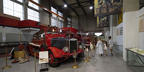 Family Admission to Museum of Fire tickets