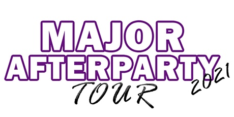"""LUXE NITECLUB PRESENTS """"MAJOR AFTERPARTY TOUR""""  VOL. 1   Detroit tickets"""