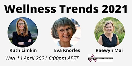 Wellness Trends 2021 tickets