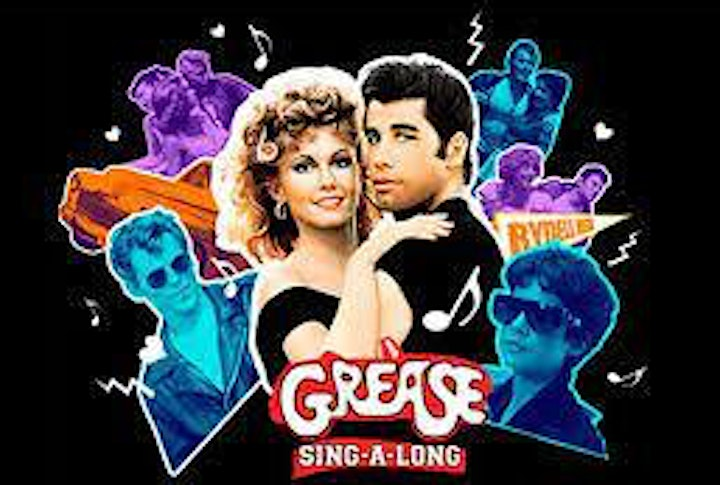 Drive-in Cinema: Grease Sing-a-long image