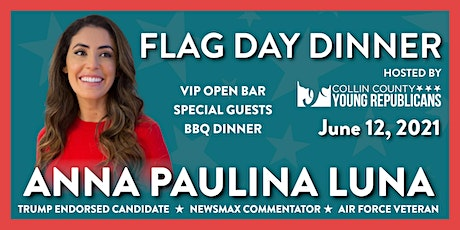 Collin County Young Republicans BBQ featuring Anna Paulina Luna tickets