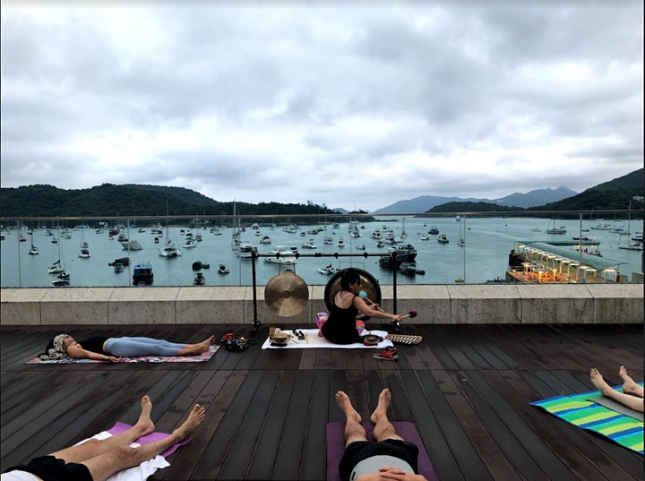 Wellness Retreat | Yoga & Sound Bath Meditation  image
