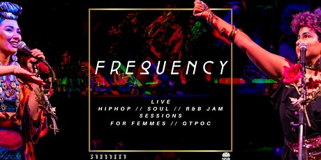 Frequency Live Jam at Civic Underground Wed 14 April 9pm with Jannah Beth tickets