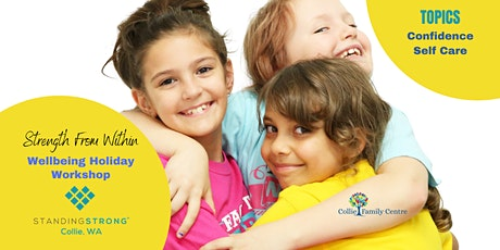 Strength From Within (Primary Age Girls) tickets