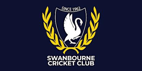 Swanbourne Cricket Club Wind Up 20/21 tickets