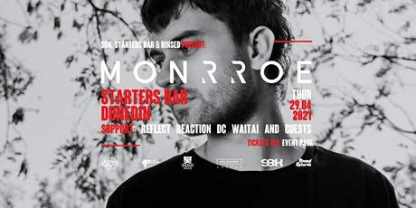 MONRROE (UK) -  Dunedin tickets