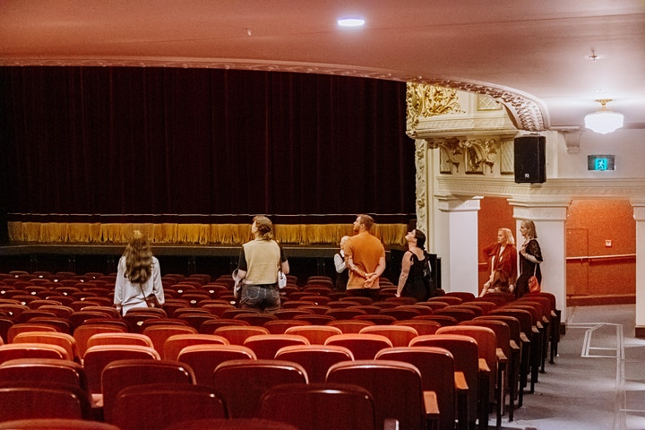 Isaac Theatre Royal Backstage Tours - Open Christchurch image