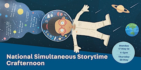National Simultaneous Storytime Crafternoon tickets
