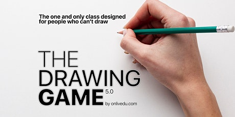 The Drawing Game  - classe online gratuita tickets