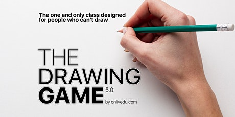 The Drawing Game  - free online class tickets