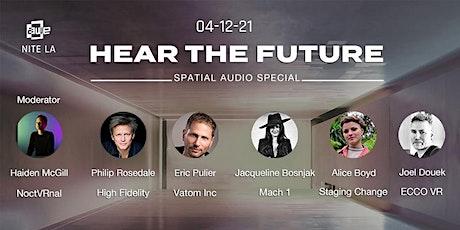 Hear the Future tickets