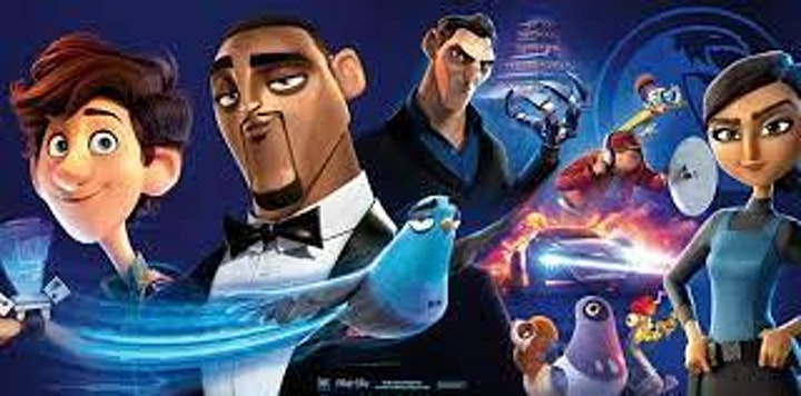 Drive-in Cinema: Spies in Disguise image