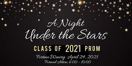 A Night Under the Stars tickets