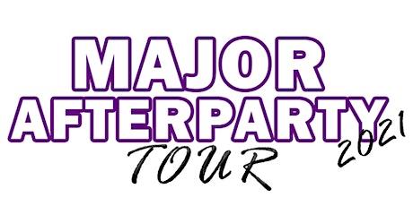 """MAJOR AFTERPARTY TOUR""  VOL. 1 NEWARK, NJ tickets"