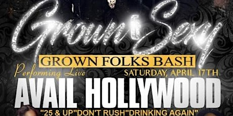 AVAIL HOLLYWOOD Performing Live tickets
