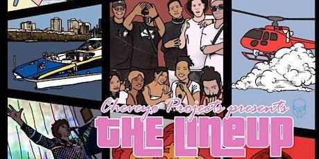 The Lineup - RnB & Hip Hop Night tickets