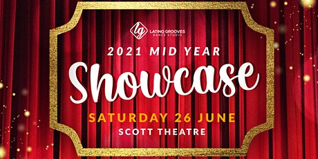 2021 Latino Grooves Mid Year Showcase tickets