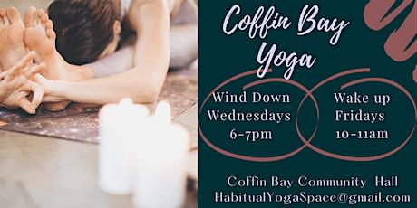 Coffin Bay Yoga tickets