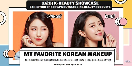 [B2B] EXHIBITION OF KOREA 'S OUTSTANDING BEAUTY PRODUCTS tickets