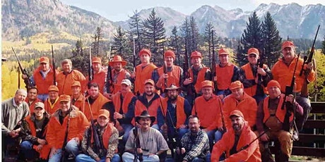 October 28th to November 6th 2021 Rocky Mountain Sportsman's Getaway tickets