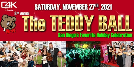 Teddy Ball 2021 tickets