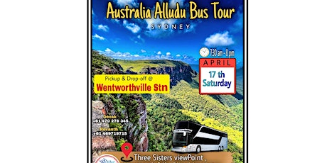 Australia Alludu Blue Mountain Tour tickets