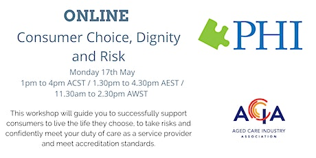 Consumer Choice, Dignity and Rosk tickets