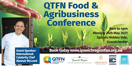 Queensland Trust For Nature Food & Agribusiness Conference tickets