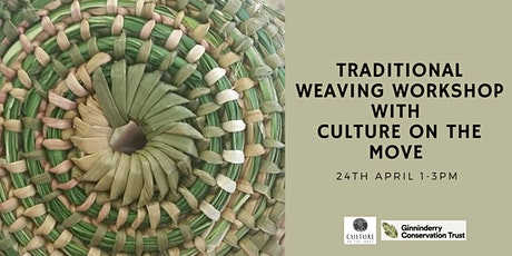Traditional Weaving Workshop with Culture on the Move tickets