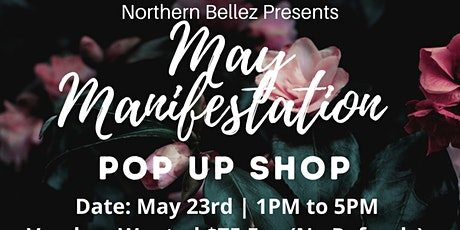 Vendors Wanted: May Manifestation Pop Up Shop tickets