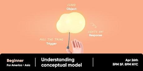 ProtoPie Beginner Workshop - Understanding ProtoPie's Conceptual Model Tickets