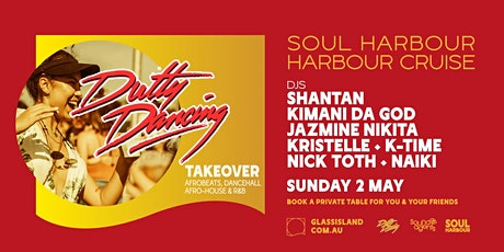 Glass Island pres. Soul Harbour - Dutty Dancing - Sun 2nd May tickets