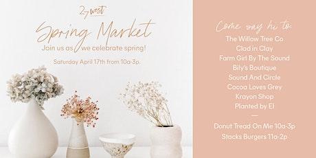 27 West Spring Market tickets