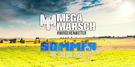 Megamarsch #WIRGEHENWEITER  Sommer Spezial tickets
