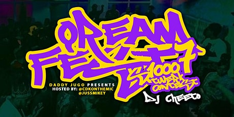 QREAMFEST 7 $1000 TWERK CONTEST tickets