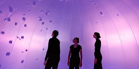 """Dansa València 2021 — """"Tres de Ballet Triádico""""   Taiat Dansa en el CCCC entradas"""