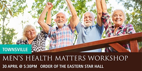 Townsville Men's Health Matters Workshop tickets