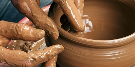 Pottery for Adults (Adults)- 4 classes $60 tickets