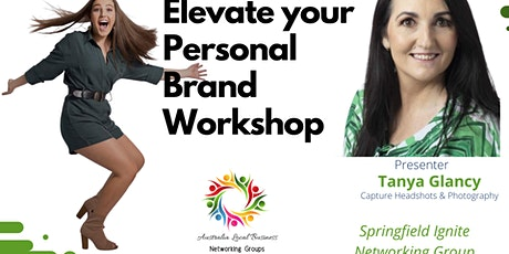 Elevate your Personal Brand at the Springfield Ignite Networking Group tickets