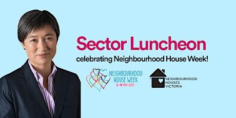 Sector Luncheon celebrating Neighbourhood House Week tickets