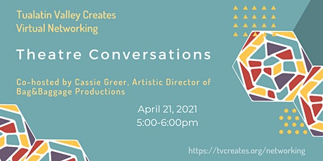 Virtual Networking: Theatre Conversations tickets