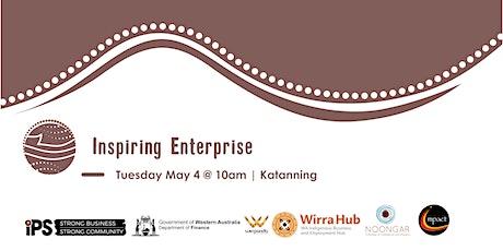 Inspiring Enterprise tickets