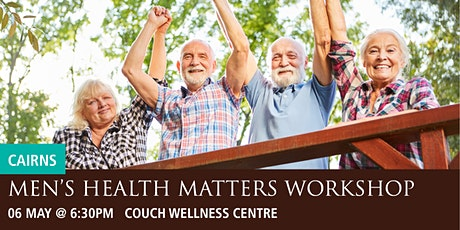 Cairns Men's Health Matters Workshop tickets
