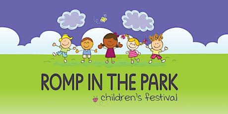 Rockhampton Romp in the Park 2021 tickets