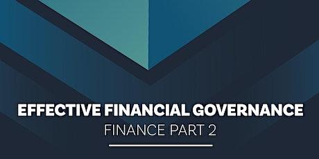 NZSTA Finance 2  Gore tickets