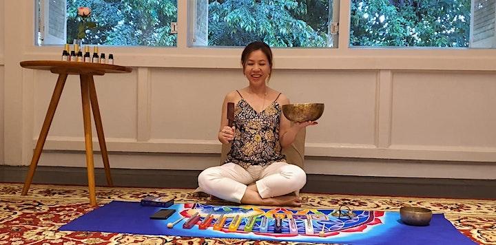 Rejuvenate!   Oils and Sound Meditation image