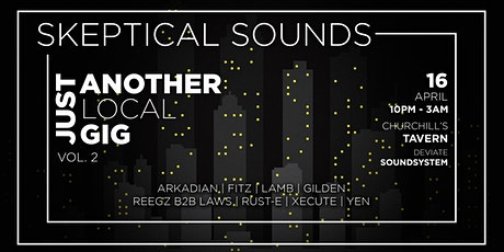 Just Another Local Gig Vol.2 tickets