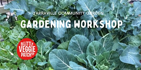 Veggie Patch Gardening Workshop tickets