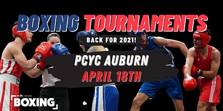 Boxing Tournament at PCYC Auburn! tickets